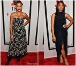 Amandla Stenberg In Erdem & Regina Hall In Camilla & Marc  @ 'The Hate U Give' Atlanta Screening