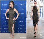 Anna Kendrick  In Ralph and Russo  @ PORTER Incredible Women Gala 2018