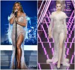 Beyonce Knowles In Ralph & Russo Couture @ City Of Hope Spirit Of Life Gala 2018