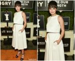 Cailee Spaeny in Hiraeth @  Los Angeles No Kid Hungry Dinner