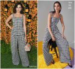 Camilla Belle in Novis @ 2018 Veuve Clicquot Polo Classic In  Los Angeles
