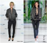Cara Delevingne In Azzaro Couture   @ Amazon Prime Video Europe Autumn Photocall