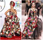 Cardi B in Dolce & Gabbana @ 2018 American Music Awards