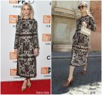 Carey Mulligan in Valentino @ 'Wildlife' New York Film Festival Premiere