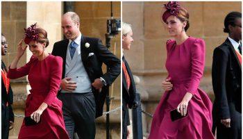 catherine-duchess-of-cambridge-in-alexander-mcqueen-princess-eugenie-of-yorks- wedding