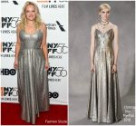 Elisabeth Moss in  Christian Dior @ 'Her Smell' New York Film Festival Premiere