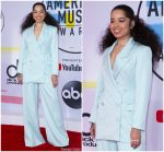 Ella Mai In Sergio Hudson  @ 2018 American Music Awards