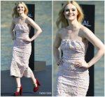 Elle Fanning  Walks The Runway  @ Le Defile L'Oreal Paris  Spring/Summer 2019