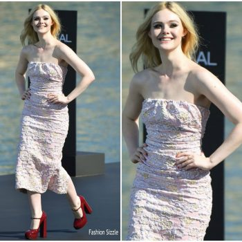 elle-fanning-walks-the-runway-le-defile-loreal-paris-spring-summer-2019