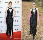 Ellie Bamber In Chanel  @ MIPCOM 2018 Opening Ceremony