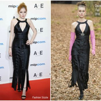 ellie-bamber-in-chanel-mipcom-2018-opening-ceremony