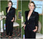 Emilia Clarke in Balmain @ 'My Dinner With Herve' LA Premiere