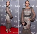Emily Blunt In Dolce & Gabbana  @  Opening Night during the Savannah Film Festival