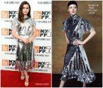 Emily Robinson In  Sachin & Babi @  'Private Life'  New York Film Festival  Premiere
