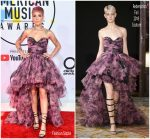 Halsey In Redemption Couture  @ 2018 American Music Awards
