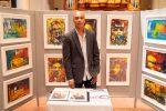 "Donovan Nelson Showcases  @ "" Sizzle Arts"" Festival"