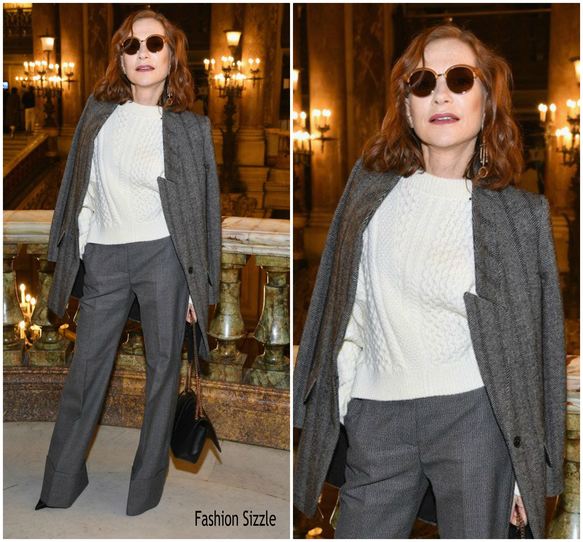 isabelle-huppert-in-stella-mccartney-stella-mccartney-spring-2019-Fashion-show