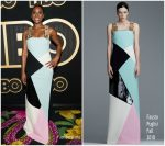 Issa Rae  In Fausto Puglisi  @ HBO's Official 2018 Emmy After Party