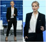 Jennifer Lawrence @ 2018 Concordia Annual Summit – Day 2 In New York