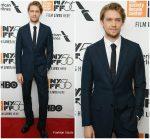"Joe Alwyn  In Christian Dior @ ""The Favourite""  New York Film Festival Opening Night Premiere"