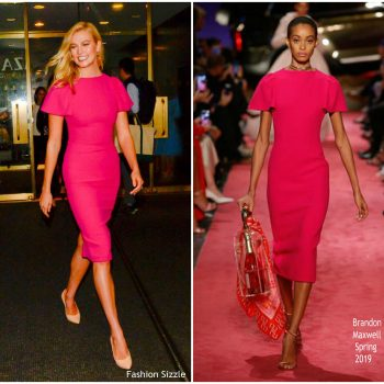 karlie-kloss-in-brandon-maxwell-international-day-of-the-girl-child