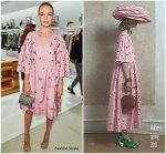 Kate Bosworth In Mulberry  @ Vogue x Holt Renfrew Pop Up Launch Party
