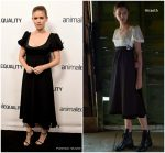 Kate Mara In  Hiraeth @ Animal Equality Inspiring Global Action Gala
