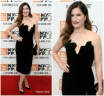 Kathryn Hahn  In Rosie Assoulin  @  'Private Life'   New York Film Festival Premiere