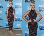 Katy Perry In Balmain @  'Dear Evan Hansen' LA Opening
