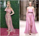 Katy Perry In Galia Lahav Couture  @ QVC 'FFANY Shoes Gala