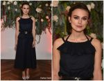 Keira Knightley in Chanel @ 'Colette' London Film Festival Premiere After Party