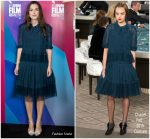 Keira Knightley in Chanel  Couture @ 'Screen Talks' at the 62nd BFI London Film Festival