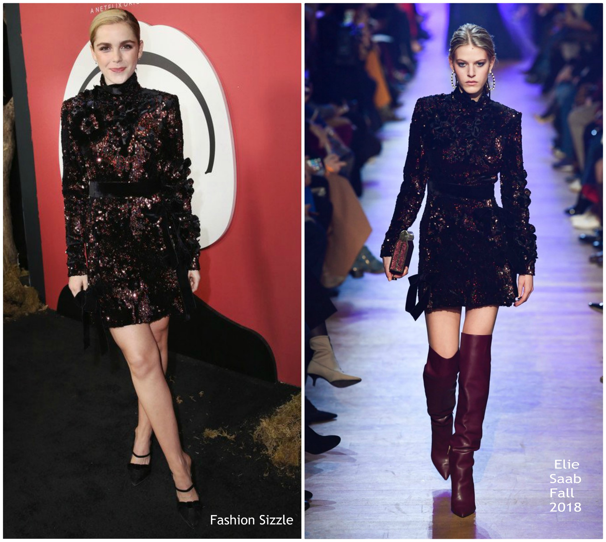kiernan-shipka-in-elie-saab-netflixs-chilling-adventures-of-sabrina-in-hollywood