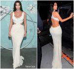 Kim Kardashian West In  Rick Owens @ Tiffany & Co. Celebrates 2018 Tiffany Blue Book Collection
