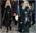 Lady Gaga  Frontrow @ Celine  Spring/Summer 2019 In Paris