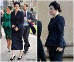 Liv Tyler In  Stella McCartney @ Princess Eugenie Of York's Wedding