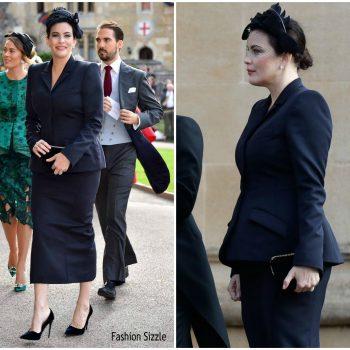 liv-tyler-in-victoria-beckham-princess-eugenie-of-yorks- wedding
