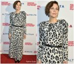 Maggie Gyllenhaal in Carolina Herrera @ 'The Kindergarten Teacher' Hamptons International Film Festival Premiere
