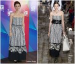 Maggie Gyllenhaal in Dior @ 'The Kindergarten Teacher' London Film Festival Premiere