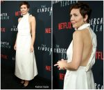 Maggie Gyllenhaal In Prada  @ Netflix's 'The Kindergarten Teacher' New York Screening