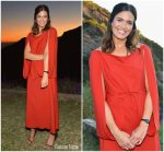 Mandy Moore In  Rosie Assoulin  @ Mandy Moore x Fossil Private Dinner  In Malibu