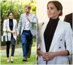 Meghan, Duchess Of Sussex  In  L'Agence @ Invictus Games Day 2 In Australia