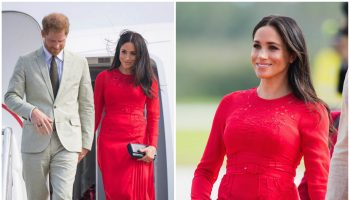 meghan-sussex-in-self-portrait-tonga-visit