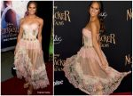 "Misty Copeland In Ermanno Scervino @ "" The Nutcracker And The Four Realms"" Premiere"
