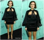 Olivia Cooke in Attico @ Tiffany & Co.'s 2018 Tiffany Blue Book Collection Celebration