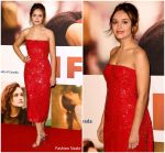 Olivia Cooke In Prada  @ 'Life Itself' London Film Festival Premiere