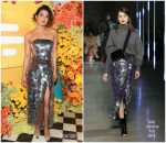 Priyanka Chopra in Sally LaPointe @ Bumble India Launch Dinner