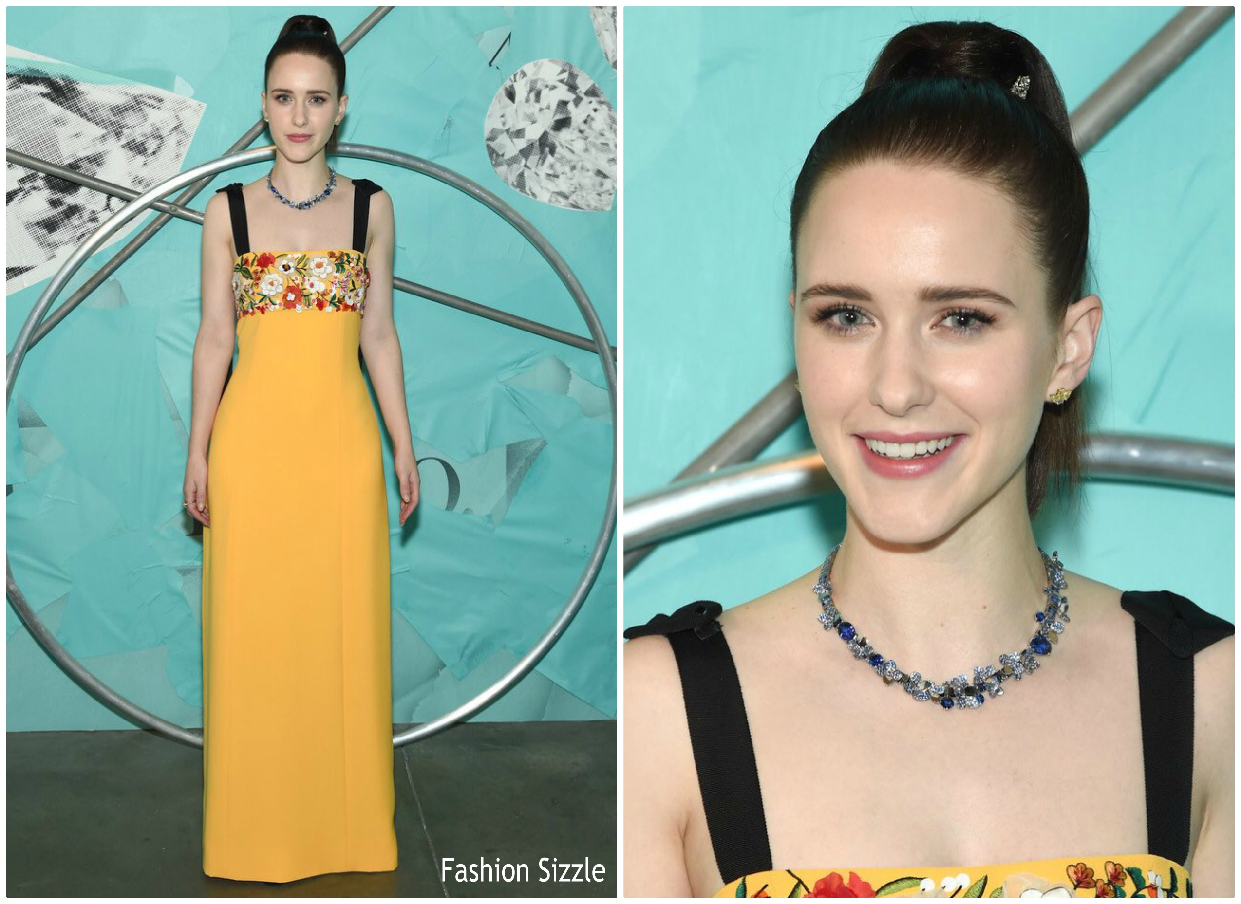rachel-brosnahan-in-carolina-herrera-tiffany-co-celebrates-2018-tiffany-blue-book-collection