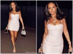 Rihanna In Dolce & Gabbana  @ Fenty Beauty By Rihanna Anniversary Event