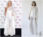 Rita Ora In Paula Knorr  @  Westfield London's 10th Anniversary Celebrations